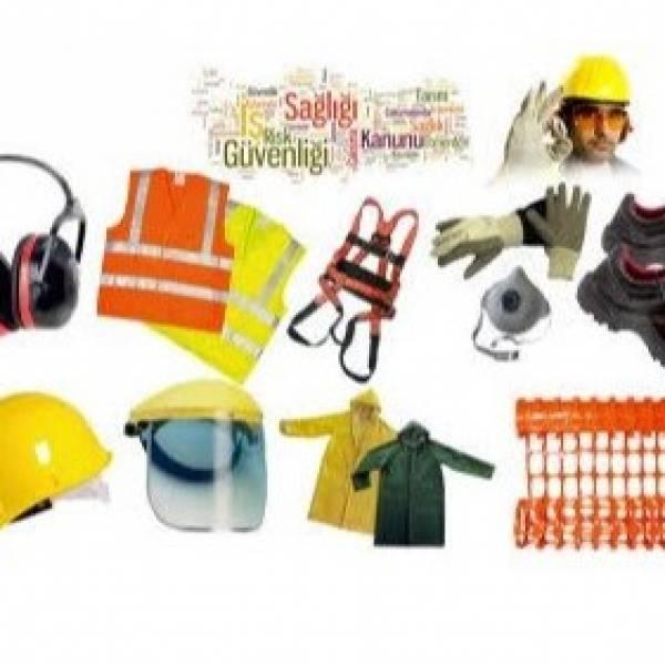 İş Güvenliği ve Yüzlerce Çeşit